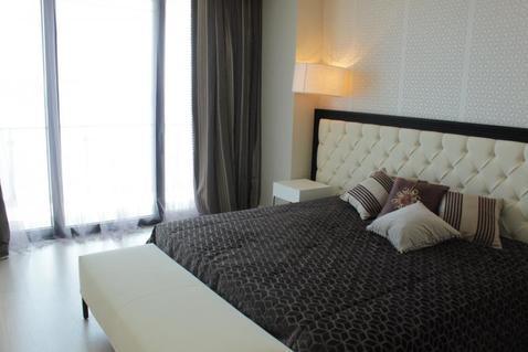 Трехкомнатная квартира с ремонтом и мебелью у моря