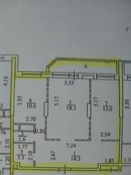 МО, г. Реутов, Носовихинское шоссе, д. 25, Купить квартиру в Реутове, ID объекта - 333523367 - Фото 21