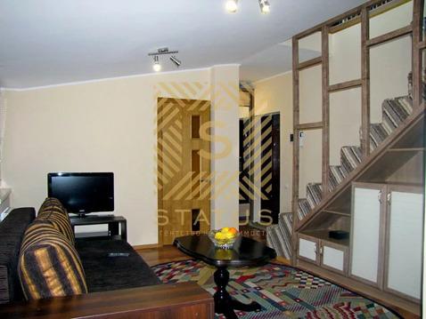 Видовая двухуровневая квартира в доме юбк серии