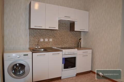 Сдается двухкомнатная квартира, Снять квартиру в Домодедово, ID объекта - 334671713 - Фото 1