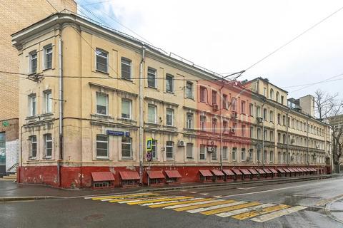 Продажа квартиры, м. Белорусская, Электрический пер.