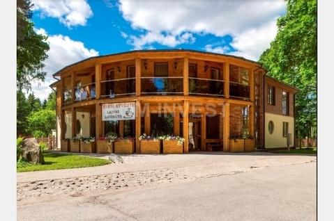 195 000 €, Мини отель с кафе и баней в Юрмале в Кемери, Купить дом Юрмала, Латвия, ID объекта - 502990686 - Фото 1
