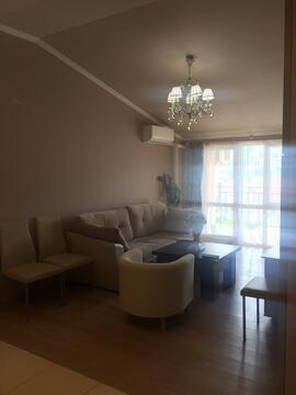 Квартира на Рахманинова.