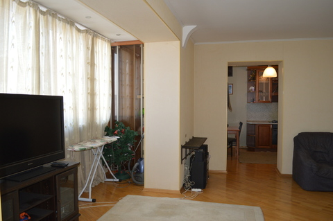 Сдаётся трёх комнатная квартира, Снять квартиру в Домодедово, ID объекта - 327071125 - Фото 9
