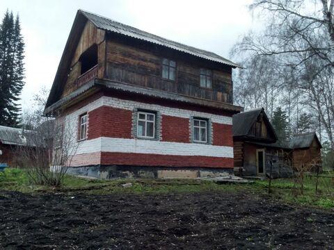 Продажа дома, Кемеровский район, Купить дом в Кемеровском районе, ID объекта - 503879646 - Фото 1