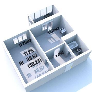 Продажа квартиры, Вологда, Ул. Медуницинская, Купить квартиру в Вологде, ID объекта - 327638798 - Фото 1