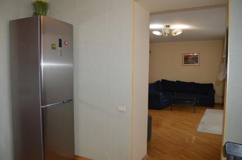 Сдаётся трёх комнатная квартира, Снять квартиру в Домодедово, ID объекта - 327071125 - Фото 4