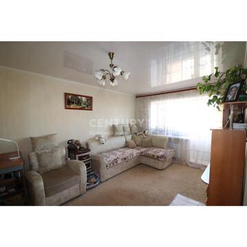 1к Строителей 12, Купить квартиру в Барнауле, ID объекта - 331068716 - Фото 1