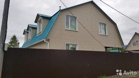 Дом 250 м на участке 20 сот.
