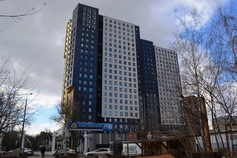 12 700 000 Руб., Оазис в Мегаполисе!, Купить квартиру в Москве, ID объекта - 333903779 - Фото 1