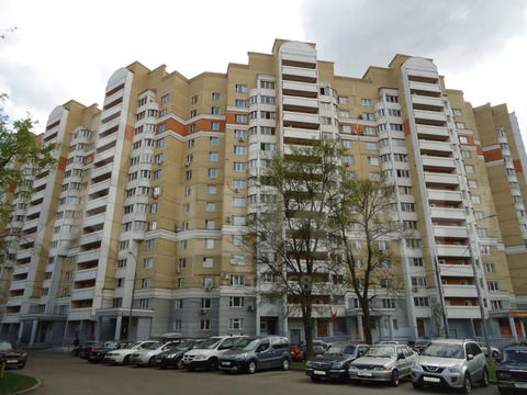 2-к кв. Москва Ангарская ул, 67к3 (54.6 м)