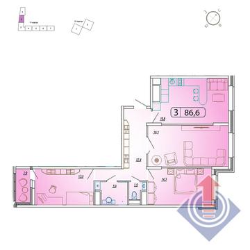 Продажа квартиры, Мытищи, Мытищинский район, Купить квартиру от застройщика в Мытищах, ID объекта - 328979192 - Фото 1