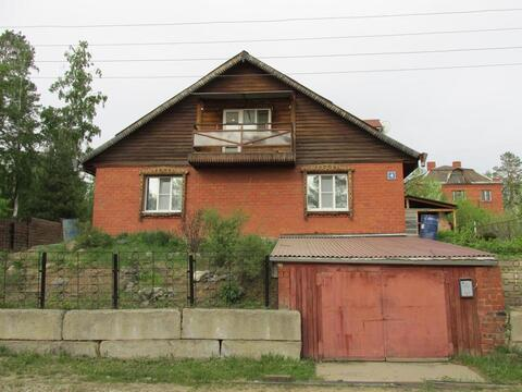 Продается дом. , Маркова, поселок Николов Посад, Купить дом Маркова, Иркутский район, ID объекта - 504409265 - Фото 1