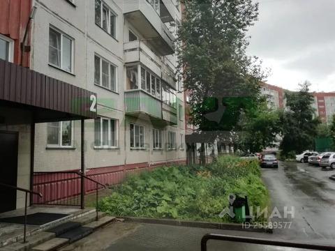 1-к кв. Новосибирская область, Новосибирск ул. Дуси Ковальчук, 258 .