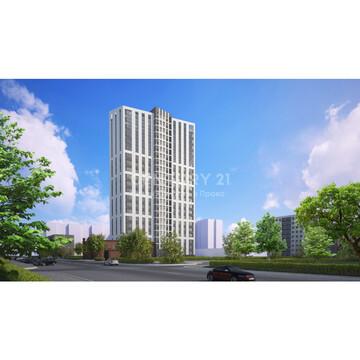 Су 10 Кустарная 19, Купить квартиру в Уфе, ID объекта - 332225560 - Фото 1