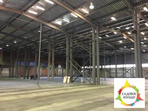 Под склад/возм. произ-во, отаплив, выс. потолка: 10 м, пандусы для фу