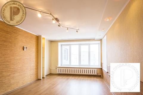 Крупногабаритная квартира Ады Лебедевой 109, Купить квартиру в Красноярске, ID объекта - 328638111 - Фото 3