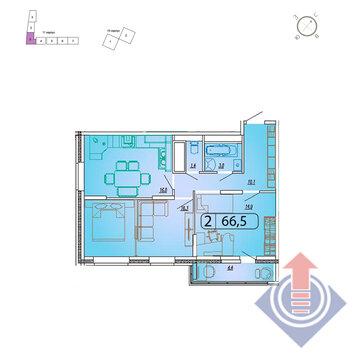 Продажа квартиры, Мытищи, Мытищинский район, Купить квартиру от застройщика в Мытищах, ID объекта - 328979206 - Фото 1