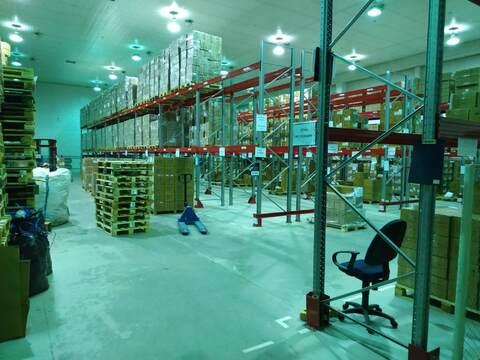 Аптечный склад 1007 кв.м, полностью под лицензию, Аренда склада в Подольске, ID объекта - 900663560 - Фото 1
