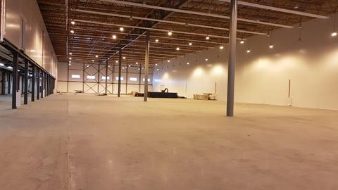 Производственно-складской комплекс класса А 6000 кв.м.