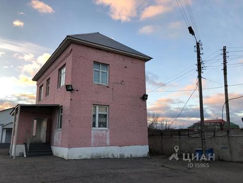 Производственное помещение в Московская область, Наро-Фоминский .