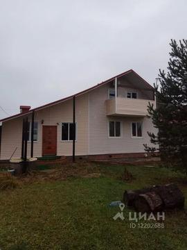 Дом в Калужская область, Балабаново Боровский район, (200.0 м)