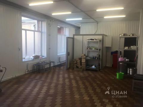 Производственное помещение в Санкт-Петербург Масляный пер, 8 (112.0 .