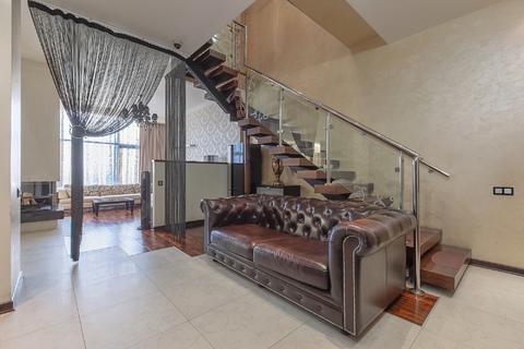 Продажа 2-х этажного пентхауса 184 кв.м., Купить квартиру в Москве, ID объекта - 334514955 - Фото 22