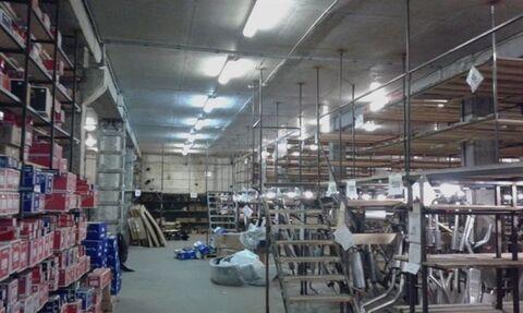 Сдам складское помещение 1650 кв.м.
