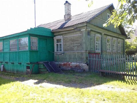 Продается дом в д.Бородино