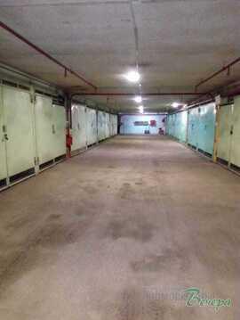 Гараж в многоэтажном комплексе., Купить гараж, машиноместо, паркинг в Москве, ID объекта - 400086741 - Фото 1