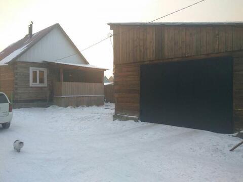 Продажа дома, Улан-Удэ, ДНТ Байгал, Купить дом в Улан-Удэ, ID объекта - 504601412 - Фото 1