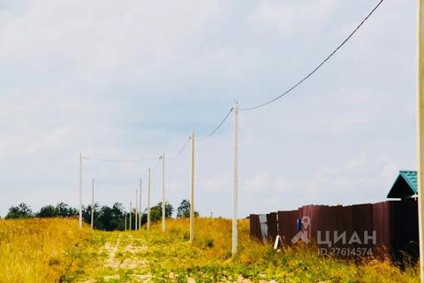 Участок в Ленинградская область, Кингисеппский район, д. Саккало (6.0 .