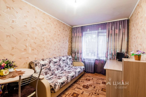 2-к кв. Новосибирская область, Новосибирск ул. Кропоткина, 106 (43.1 .