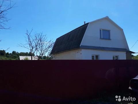 Дом 81 м на участке 12 сот., Купить дом в Струнино, ID объекта - 504988967 - Фото 1