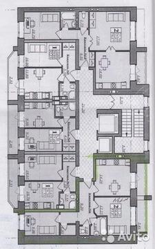 2-к квартира, 53.8 м, 2/10 эт.