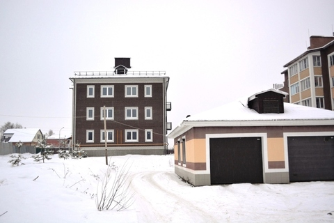 Новый дом и новые соседи, Купить квартиру в Боровске, ID объекта - 333395278 - Фото 2