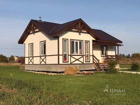 Дом в Московская область, Наро-Фоминский городской округ, д. Деденево .