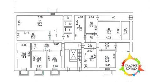 Помещение свободного назначения с отдельным входом общей площадью 205