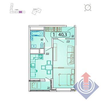 Продажа квартиры, Мытищи, Мытищинский район, Купить квартиру от застройщика в Мытищах, ID объекта - 328979332 - Фото 1