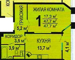 Продается квартира г Тула, пр-кт Ленина, д 66а, Купить квартиру в Туле, ID объекта - 333416438 - Фото 1