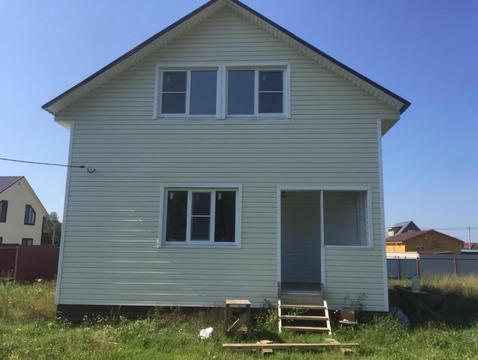Продается: дом 140 м2 на участке 7.2 сот.
