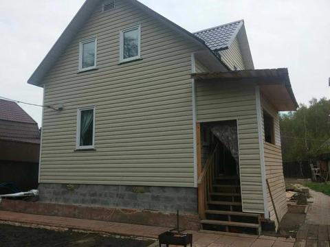 Продается: дом 100 м2 на участке 6 сот.