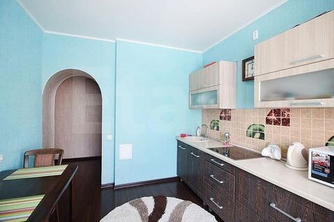 2-к квартира ул. Гущина, 173д, Купить квартиру в Барнауле, ID объекта - 329504718 - Фото 1