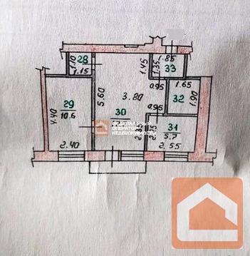 Вторичное жилье, Сурена Шаумяна, д. 28