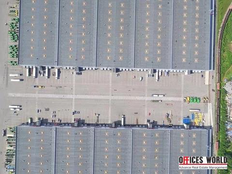 4 032 Руб., Склад, 8588 кв.м., Аренда склада в Санкт-Петербурге, ID объекта - 900904882 - Фото 3