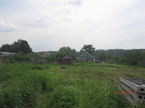 земельный участок чернобыльцу