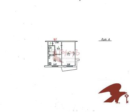 Квартира, ул. Паровозная, д.62