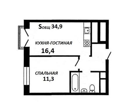 Продажа квартиры, м. Водный стадион, Ленинградское ш.
