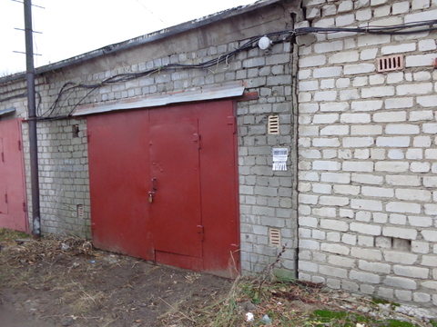 Продаю гараж на проезде Яблочкова, Купить гараж, машиноместо, паркинг в Рязани, ID объекта - 400103776 - Фото 1
